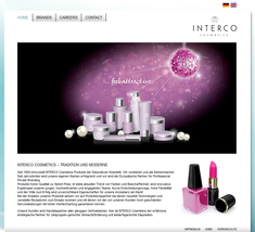 INTERCO cosmetics GmbH – Profi in der dekorativen Kosmetik